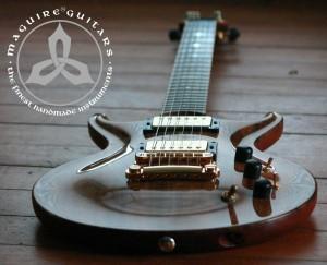 Luthier, Guitar Maker