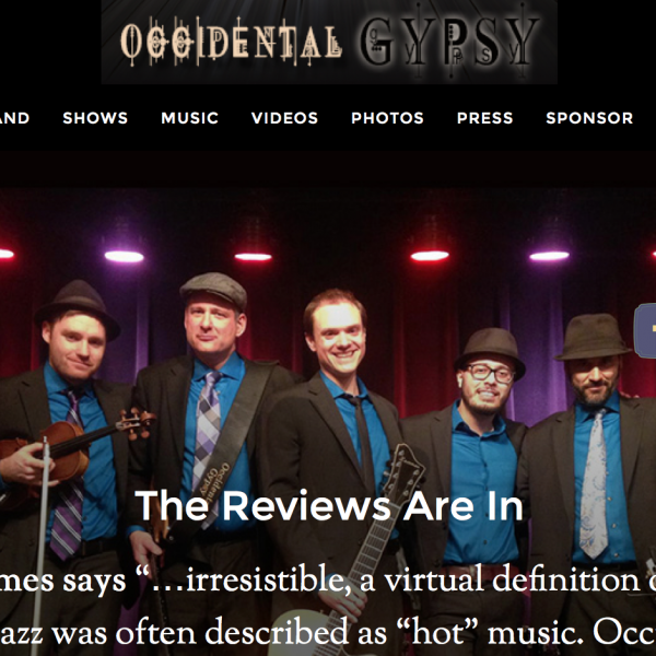 Occidental Gypsy