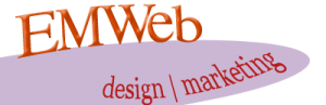 EMWeb Design: solar powered hosting, web design & online marketing.
